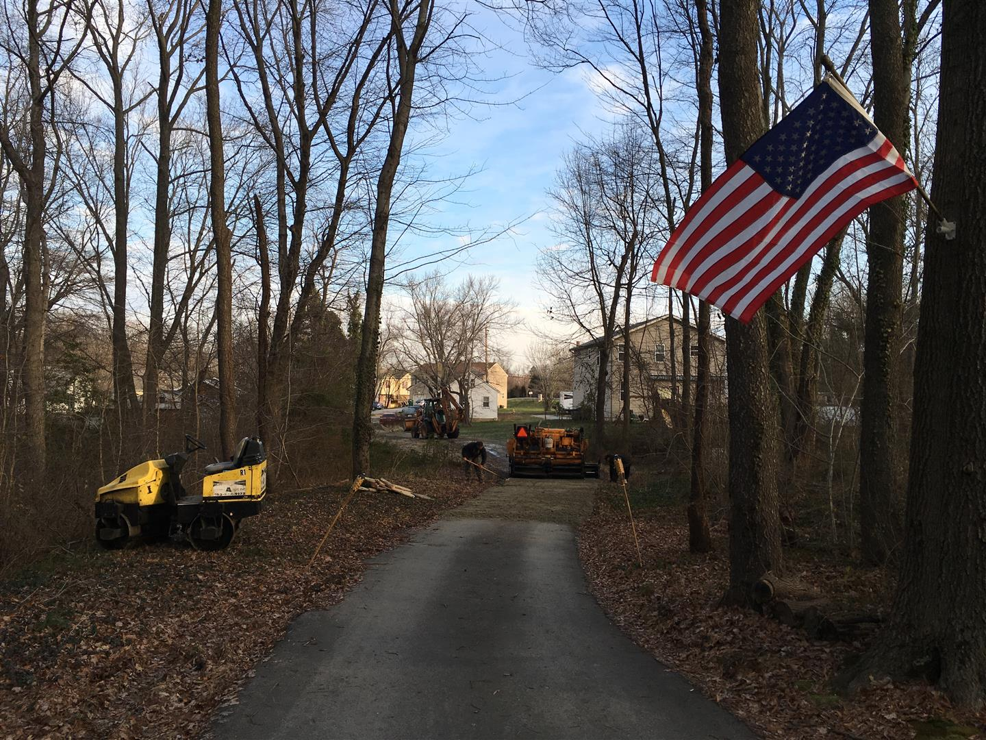 Customer Service Matters To Advanced Paving Services